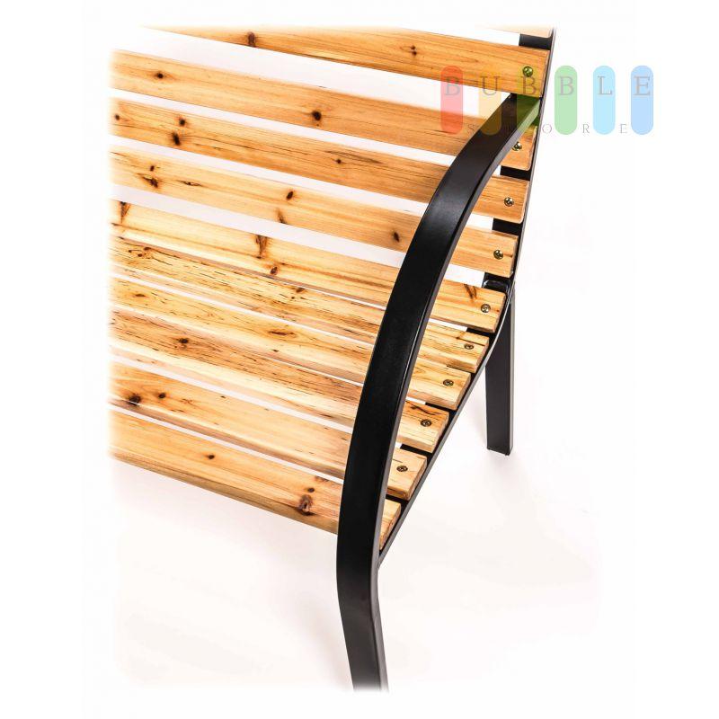 gartenbank modern metall 140407 eine. Black Bedroom Furniture Sets. Home Design Ideas