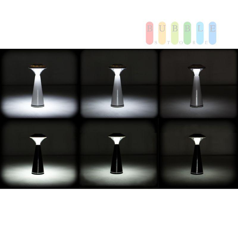 tischlampe mit touchsensor 24 leds usb anschlu oder batteriebetrie 9 99. Black Bedroom Furniture Sets. Home Design Ideas