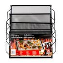 Grilltabletts 4er-Set von BBQ Collection, Griffe,...