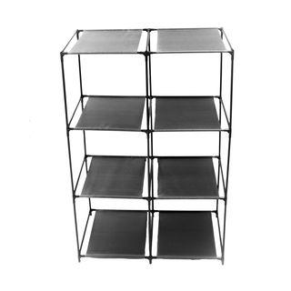Organizer System Fur Aufbewahrungsboxen 6 Facher Metall