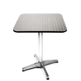 Bistro Tisch Höhenverstellbar Gartenterrasse Oder Balkon Stahl